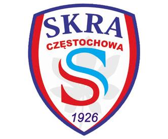 Logo - Skra Częstochowa